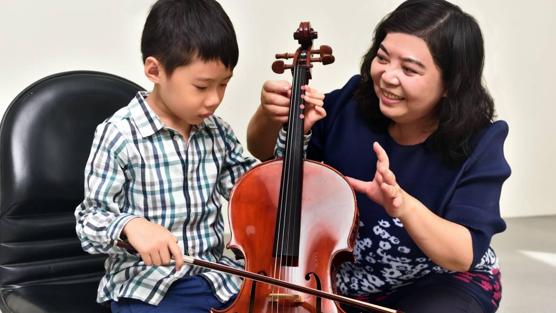 兒童音樂啟蒙課程